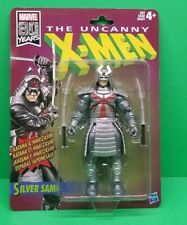 Marvel Legends 80 Years Vintage Wave 3 Uncanny X-Men Silver Samurai New Retro