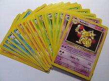 Uncommon Base Set 2 Pokémon Individual Cards