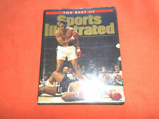 FIRST EDITION Book:  Best of Sports Illustrated 1954-95. Ali Wooden Olympics ++