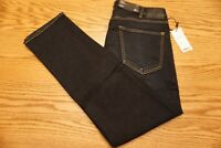 NWT MEN'S SILVER JEANS Multiple Sizes Eddie Relaxed Fit Tapered Leg Dark Blue
