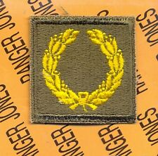 US Army Meritorious Unit Citation Service award MUC WWII & post cloth patch
