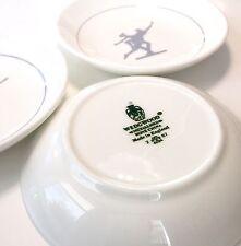 Set Of 3 Vintage Wedgwood Jasperware Small Plates