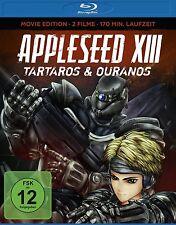 APPLESEED XIII: TARTAROS/OURANOS BD  BLU-RAY NEU