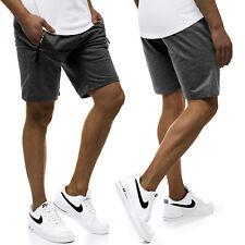 Pantalones brevemente los pantalones de deporte shorts aerobic bermudas breve fitness monocromo señores ozonee