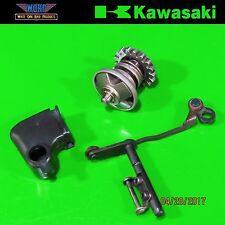 2005-2007 Kawasaki KX250 2 Stroke Exhaust Power Valve Governor Arm Linkage Lever