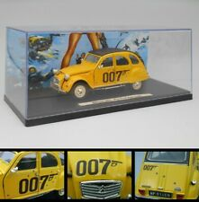 """Citroen 2CV """"For Yours Eyes Only"""" - 1:24"""