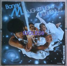 Disques vinyles disco Boney M LP