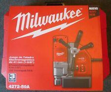Milwaukee 4272 59a 1 58 Electromagnetic Drill Kit European Version