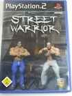 playstation ps2 juego street warrior, USADO PERO BUENO