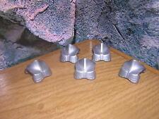 ( B 8/8 ) 5 X Armure blindage chevalier croisé templier Romain