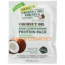 Palmers Coconut Oil Formula Deep Conditioning Protein Pack (60g) -FREE UK POST!!
