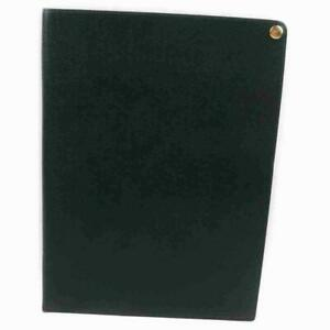 Louis Vuitton Anniversary Limited Porte Documents Green Taiga Leather Folder