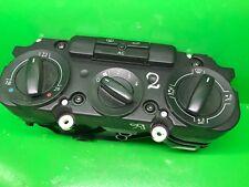 VW PASSAT B6 2005-2010 3C2820045A climate control control panel 5HB009328-27