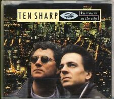 TEN Sharp-rumours in the City 4 TRK CD MAXI 1993