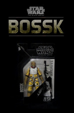 "Star Wars Archive Black Series: BOSSK (The Bounty Hunter) 6"" Hasbro Movie Figure"