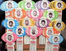 1976 Pepsi Cola Cards Football YOU PICK Player(s) Buffone Trumpy Cassanova etc