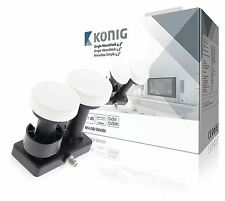 Konig LNB Single Monoblock 4.3 1.1 dB