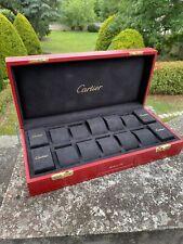 Cartier Watch Presentation Box