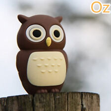 Owl USB Stick, 32GB Quality 3D Cartoon USB Flash Drives weirdland