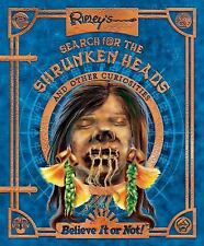 Ripley's Believe It Or Not Search for the Shrunken Heads Book, Other Curiosities