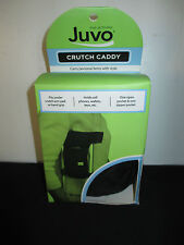 Juvo Crutch Caddy Keep personal items safe and hands free Attaches to crutch NEW