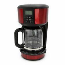 Russell Hobbs Kaffeemaschine Legacy Filterkaffeemaschine rot Glaskanne Kaffee