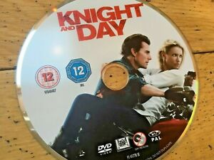 DVD movie: Knight & Day- Tom Cruise, Cameron Diaz 2010