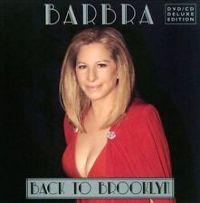 Back to Brooklyn by Barbra Streisand CD+DVD