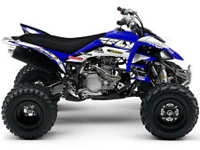 RAPTOR 125 YAMAHA GRAPHICS KIT DECO STICKERS ATV QUAD 4 WHEELER FOUR