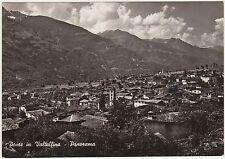 PONTE IN VALTELLINA - PANORAMA (SONDRIO) 1951