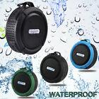 Wireless Bluetooth Speaker Handsfree Waterproof Suction Speaker Shower Speaker