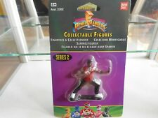 Bandai Power Rangers Red Power Ranger Figure on Blister