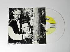 POND  ~  WHEEL / CINDERS  VINYL RECORD SUB POP  45 RPM WHITE VINYL