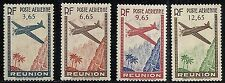 Mint Hinged French Reunion Stamps