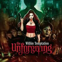 WITHIN TEMPTATION - THE UNFORGIVING NEW CD