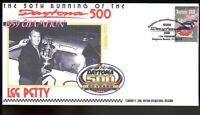 LEE PETTY 1959 DAYTONA 500 WINNER 50th ANNIV COVER