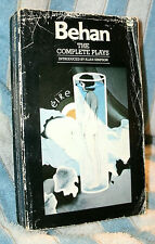 BEHAN - THE COMPLETE PLAYS by BRENDAN BEHAN 1978 PB w/intro by ALAN SIMPSON
