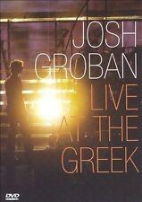 USED (VG) Josh Groban - Live at the Greek (DVD + CD)
