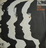 """KENNY ROGERS AND THE FIRST EDITION7"""" TELL IT ALL BROTHER  RARE  ITALY 1970 MINT"""