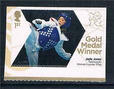 GB 2012 OLYMPIC GOLD MEDAL TAEKWONDO JADE JONES 1V S/ADH