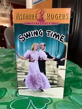 WB Swing Time Astaire & Rogers Collection Fred Astaire Ginger Rogers Retired VHS