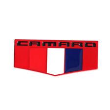 Red Car LH&RH Fender Trunk Lid Emblem Badge for Chevrolet Camaro SS RS ZL1 Z28