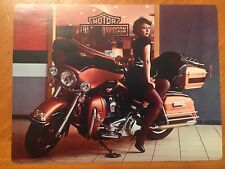 Tin Sign Vintage Metal Harley Davidson