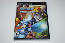 Mega Man X Collection Playstation 2 PS2 Video Game New Sealed