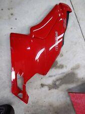 Ducati 05-06 999 S R Red Side Fairing Clutch Kickstand Side
