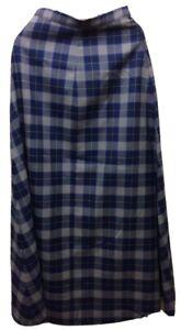 Plaid Vintage TanJay Skirt