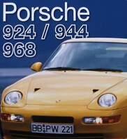 LIVRE/BOOK : PORSCHE 924 - 944 - 968 (voiture de collection,oldtimer,cabrio)
