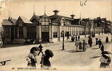 CPA  Mers-les-Bains - Le Casino   (295141)