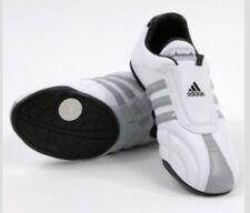 New Adidas ADI-LUX Taekwondo Karate MMA Hapkido Martial Arts Indoor Shoes WHITE
