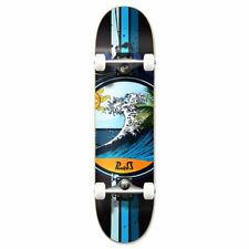 Yocaher Graphic Wave Complete Skateboard